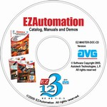 Hardware - Software Manual CD - EZ-MASTER-DOC-CD