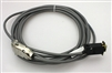 15' RS232C shielded cable - EZ-SLC-232-CBL-15