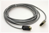 20' RS232C shielded cable - EZ-SLC-232-CBL-20