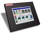 "6"" EZSeries Transflective Touchscreen with Universal Ethernet & RMC Card  EZ-T6C-FOD-U-RMC"