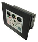 "EZTouch I/O 10"" TFT Color Screw-down I/O - EZ3-T10C-E-PLC-E"