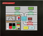 "EZWindows CE Durapanel 6"" TFT Color - EZCD-T6C-EH"