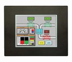 "EZTouch I/O 10"" TFT Color Screw-down I/O - EZPP-T10C-FS-PLC-E"