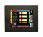 "EZTouch I/O 8"" TFT Color Screw-down I/O - EZPP-T8C-FSH-PLC-E"