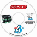 EZPLC Programming Software CD - EZPLC-EDIT