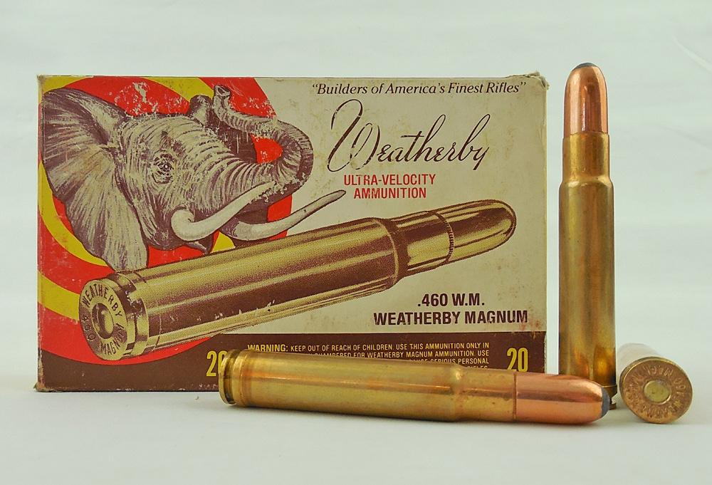 WEATHERBY .460 W.M. WEATHERBY MAGNUM Ammo | 308ammo.com