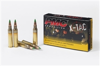 PMC X-Tac 5.56mm M855 62 Grain Green Tip FMJ