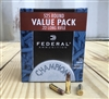 FEDERAL 22LR HP VALUE PACK