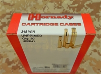 HORNADY 348 WIN UNPRIMED BRASS