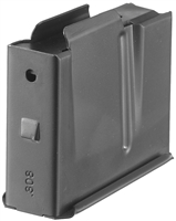 RUGER GUNSITE SCOUT 5rd STEEL MAGAZINE 308 WIN