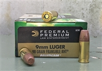 FEDERAL BALLISTICLEAN 9mm FRANGIBLE RHT