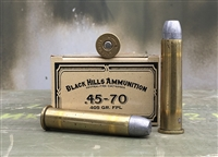 BLACK HILLS 45-70 GOV'T 405gr FPL 20rd BOX