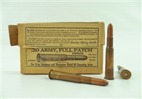 WINCHESTER .30 ARMY (.30-40 KRAG) FULL PATCH