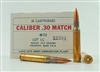 30-06 M72 .30 MATCH LAKE CITY 1967 LOT 12251
