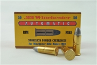 OLD WESTERN SCROUNGER .22 WINCHESTER AUTOMATIC