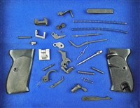 P38/P1 Walther replacement parts kit