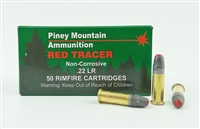 PINEY MOUNTAIN 22 LR RED TRACER
