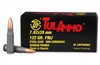 TULAMMO 7.62x39mm FMJ STEEL CASE