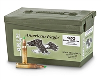 FEDERAL XM855 AMERICAN EAGLE 120rd CAN