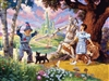 Family Pieces 350 The Wizard of Ozs jigsaw puzzle | Item 54621 | Cobble Hill Puzzle Co