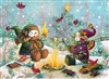 S'more Fun Family Pieces 350 Puzzle by Cobble Hill Puzzle Co