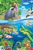 Floor Puzzle Air and Sea jigsaw puzzle by Cobble Hill Puzzle Co.