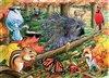 35pc Eastern Woodlands Tray jigsaw puzzle | Cobble Hill Puzzle Company