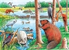 35pc The Beaver Pond Tray jigsaw puzzle | Cobble Hill Puzzle Company
