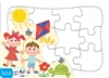 12pc Create Your Own 5x7 jigsaw puzzle | Cobble Hill Puzzle Company