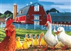 35pc Dwight's Ducks Tray jigsaw puzzle | Cobble Hill Puzzle Company