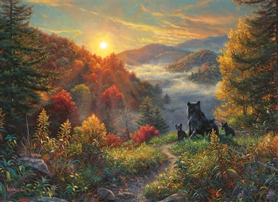 1000pc New Day jigsaw puzzle | 80001 | Cobble Hill Puzzle Co