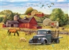 1000pc Summer Afternoon on the Farm jigsaw puzzle | 80002 | Cobble Hill Puzzle Co