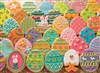 1000pc Easter Eggs jigsaw puzzle | 80027 | Cobble Hill Puzzle Co