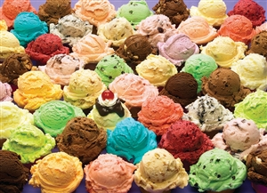 1000pc Ice Cream jigsaw puzzle | Cobble Hill Puzzle Company