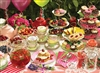 1000pc Garden Party jigsaw puzzle | Cobble Hill Puzzle Co