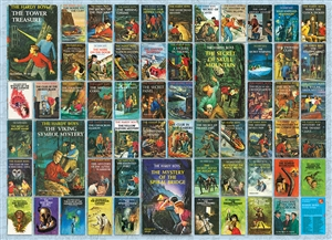 1000pc Hardy Boys jigsaw puzzle | Cobble Hill Puzzle Co