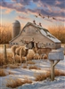 1000pc Rural Route jigsaw puzzle |  Cobble Hill Puzzle Co