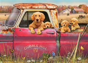 1000pc Cobble Hill Farmjigsaw puzzle |  Cobble Hill Puzzle Co