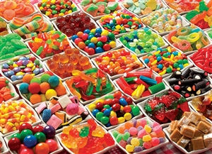 1000pc Sugar Overload jigsaw puzzle | 80117 | Cobble Hill Puzzle Co