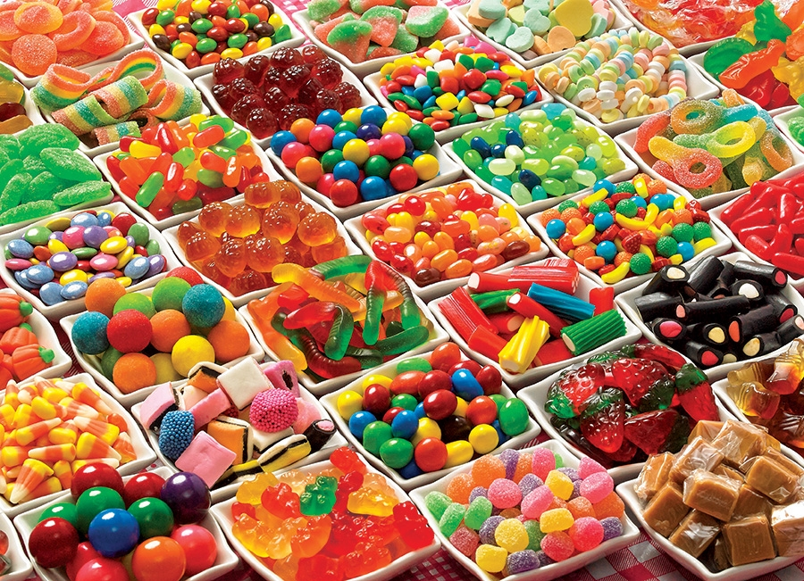 cobble hill puzzle  1000pc Sugar Overload jigsaw puzzle | 80117 | Cobble Hill Puzzle Co