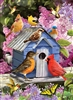 1000pc Spring Birdhouse jigsaw puzzle | 80153 | Cobble Hill Puzzle Co