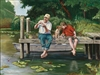 1000pc On the Dock jigsaw puzzle | 80159 | Cobble Hill Puzzle Co