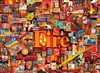 1000pc Fire (Elements Collection by Shelley Davies) jigsaw puzzle by Cobble Hill Puzzle Co.