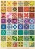1000pc Common Quilt Blocks jigsaw puzzle by Cobble Hill Puzzle Co.