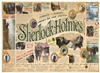 Sherlock 1000pc jigsaw puzzle by Cobble Hill Puzzle Co.