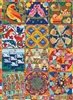 Twelve Days of Christmas Quilt 1000 Piece Puzzle by Cobble Hill Puzzle Co