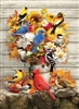 500pc Fall Harvest jigsaw puzzle by Cobble Hill Puzzle Co.