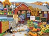 Harvest Festival 500pc jigsaw puzzle by Cobble Hill Puzzle Co.