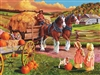 275pc Hay Wagon jigsaw puzzle | Cobble Hill Puzzle Company