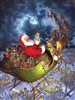 275pc Easy Handling Merry Christmas to All jigsaw puzzle by Cobble Hill Puzzle Co. (large pieces)